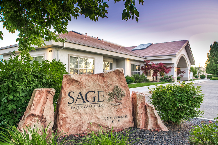 Sage Health Care, Treasure Valley TMS boise Idaho, Dr. David Kent,MD